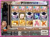 Hit The Five Casino Pinocchio Slot Machine