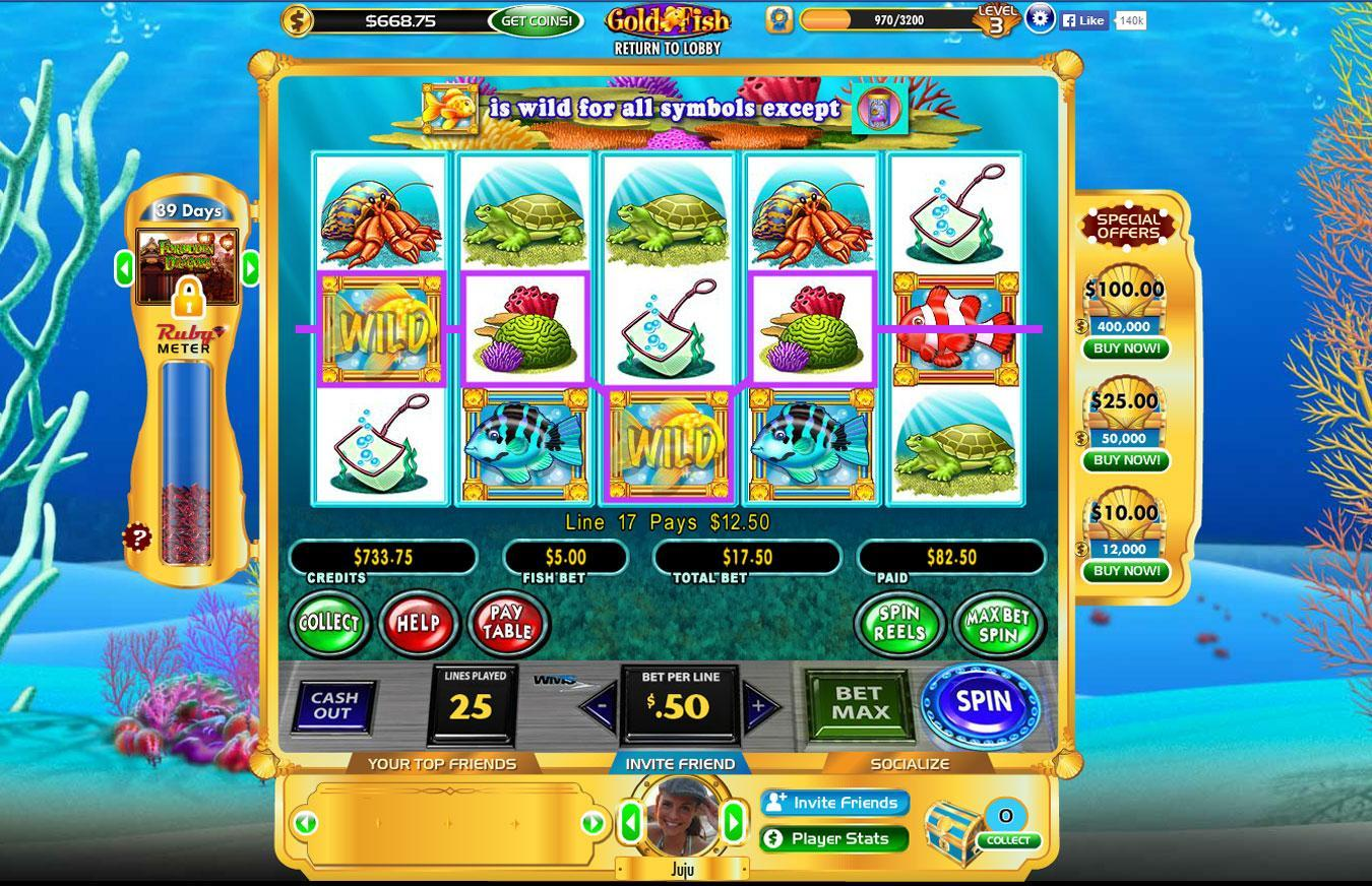 goldfish casino slots free coins