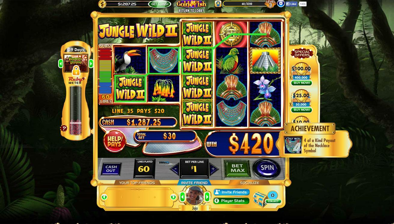 goldfish casino slots on facebook