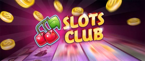 Slots Club - Enjoy a stunning free Facebook slots game with Slots Club