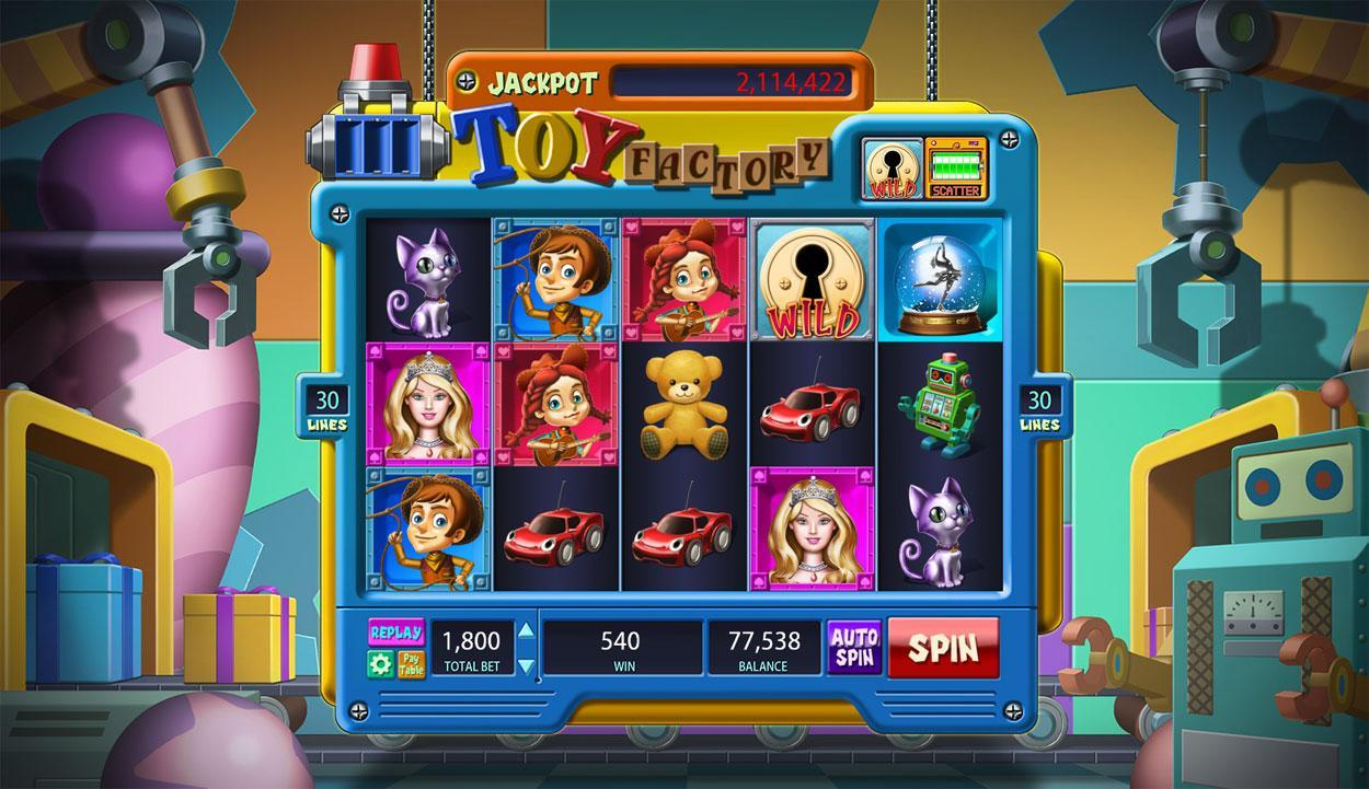 Jackpot Luck Casino Review