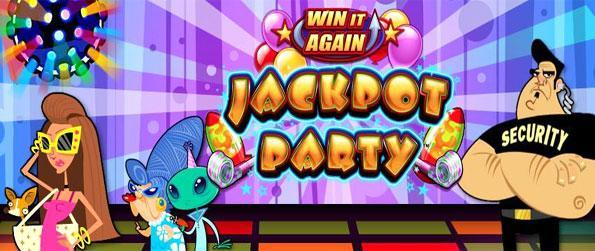 Jackpot Party Casino Slots - Enjoy a fun casino with a huge range of slots and boosters.