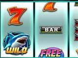 Take5 Slots shark themed slot machine