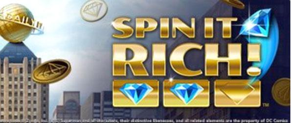 Spin It Rich - Do you have what it takes to win big in slots?