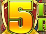Kungfu Panda Slots 5 in a Row Bonus