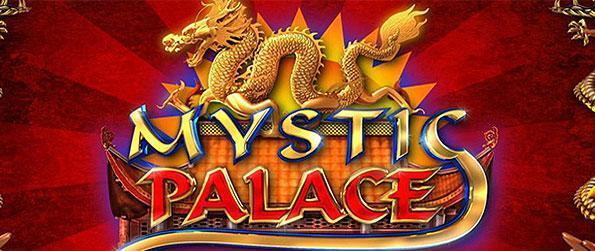 Mystic Palace Slots - Experience an authentic and oriental themed slots game with high quality visuals and sounds that are sure to enrich your slots experience.