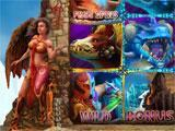 House of Fortunate Fire & Ice Slots
