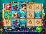 House of Fortunate Atlantic Treasure Slots