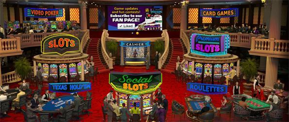 Spades & Hearts Casino - Place your bets and win big in this full high quality Casino Facebook Game.