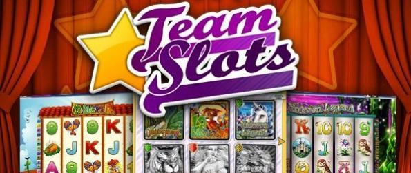 Team Slots - Join the ultimate slots battle in Team Slots!