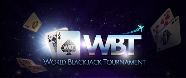 Blackjack Tournament - WBT - Compete in high stakes Black Jack tournaments around the world.