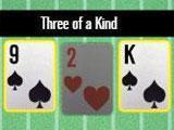World Series of Poker Winning Cards