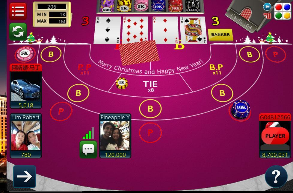 online casino real money list