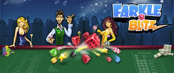 Farkle Blitz - Play this simple and straightforward casino game that's sure to have you hooked.