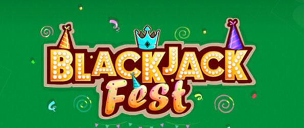 Blackjack Fest - Play seasonal games based on the classic Blackjack game.