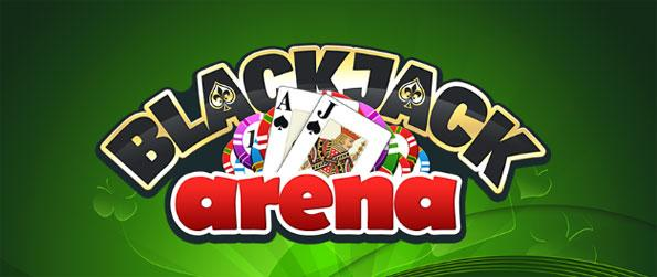 Blackjack Arena - Play classic Blackjack and many more in this online casino.