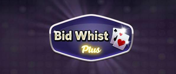 Bid Whist Plus - Play a game of Bid Whist using only your Facebook account.