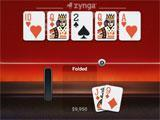 Playing Poker in Zynga Poker Classic TX Holdem