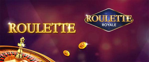 Roulette Royal - Make as many bets as you can to heighten your chances of winning.