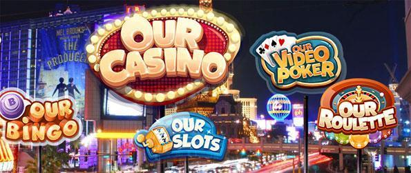 Our Casino - Play a huge variety of the most addicting games in Our Casino.
