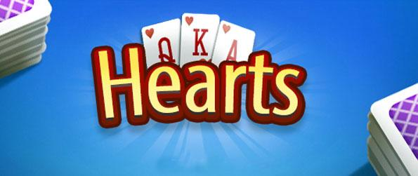 GamePoint Hearts - Let your opponent have all the points.