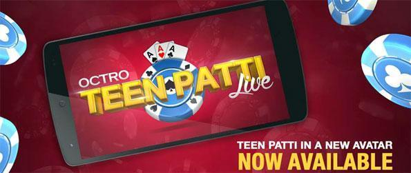 TeenPatti - Bored of the traditional card games? Try out Teenpatti for an exciting experience.