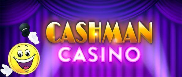 Cashman Casino - Get to play a huge variety of slot games in Cashman Casino.