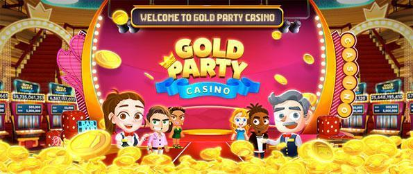 Gold Party Casino - Try your luck on unique themed slot machines in Gold Party Casino.