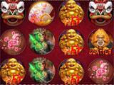 Wild Dragons Casino Buddha Symbols