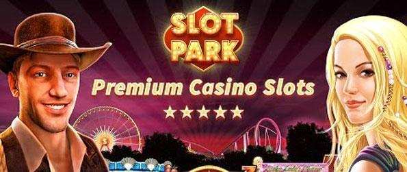 Slotpark - Get the real life casino experience in Slotpark.