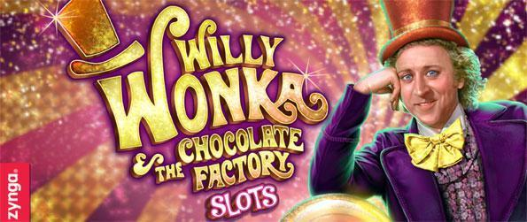 Willy Wonka Slots Free Casino - Take an epic trip down the chocolate factory in Willy Wonka Slots Free Casino.