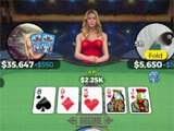 Downtown Casino: Texas Hold'em Poker: Game Play