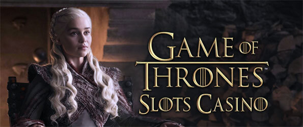 Game of Thrones Slots Casino - Get hooked on this top-of-the-line slots game that's been inspired by the hugely popular show that has fans across the world.