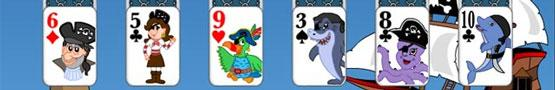 Online pasziánsz játékok - Different Themes in Solitaire Games