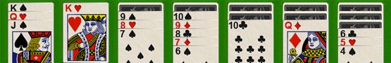 Online Solitaire Games - Multiplayer Solitaire Games