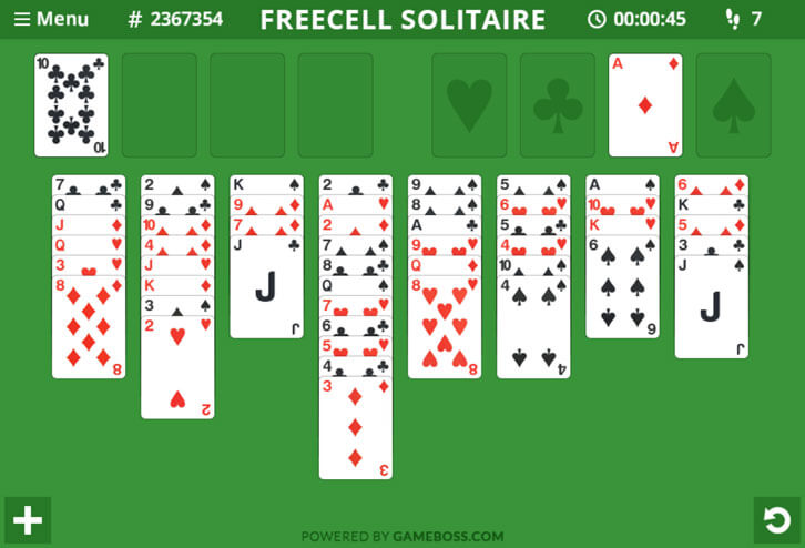 5 Most Common Types of Solitaire Games Article - Solitaire