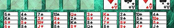 Solitaire Games Online - Tactics in Solitaire Games: Freecell