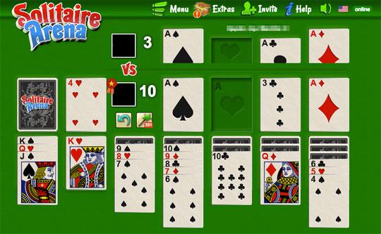 Can you Win in Solitaire Arena?