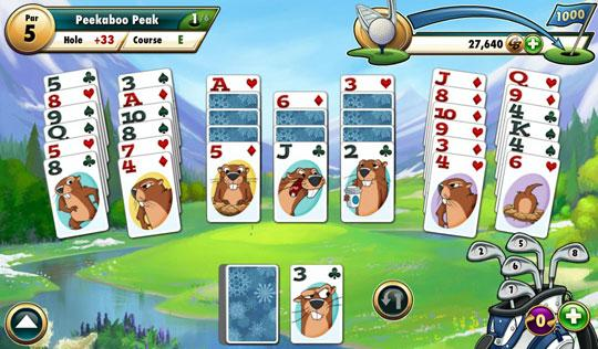 Enjoy the Brilliant Fairway Solitaire: Tee to Play