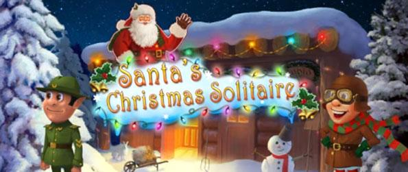 Santa's Christmas Solitaire - Play an exciting game of Solitaire in Santa's Christmas Solitaire.