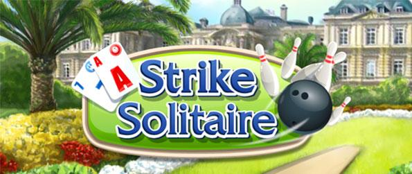 Strike Solitaire Free - Play this unique solitaire game that's unlike most traditional solitaire games.
