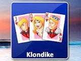 Solitaire Epic: Choose a game mode
