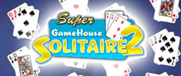 Super GameHouse Solitaire Volume 2 - Enjoy 10 brand new and challenging solitaire games from GameHouse in Super GameHouse Solitaire Volume 2!