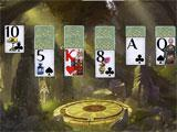 The Far Kingdoms: Sacred Grove Solitaire Solitaire Level