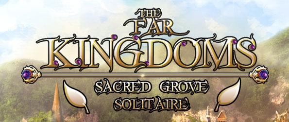 The Far Kingdoms: Sacred Grove Solitaire - Rebuild the Elven Kingdom.