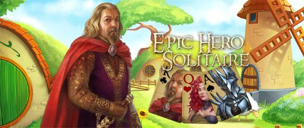 Epic Hero Solitaire - Defend your kingdom in this fun filled solitaire game that's sure to have you hooked.