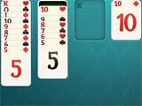 Solitaire Challenge close to completion