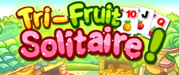 Tri-Fruit Solitaire - Play an addicting game of Solitaire in Tri-Fruit Solitaire.