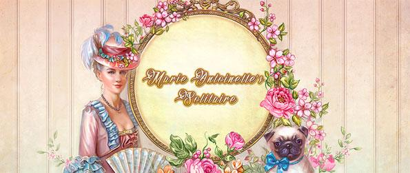 Marie Antoinette's Solitaire - Play this top notch solitaire game that'll have you absolutely hooked from the very first minute.