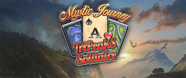 Mystic Journey: Tri Peaks Solitaire - Return to your body by traveling through the entire world in Limbo.